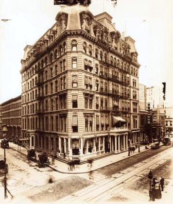 Daytonian In Manhattan The 1868 Grand Hotel Broadway And 31st Street