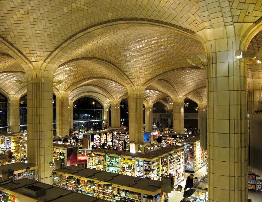 Daytonian In Manhattan The Guastavino Tiled Bridgemarket