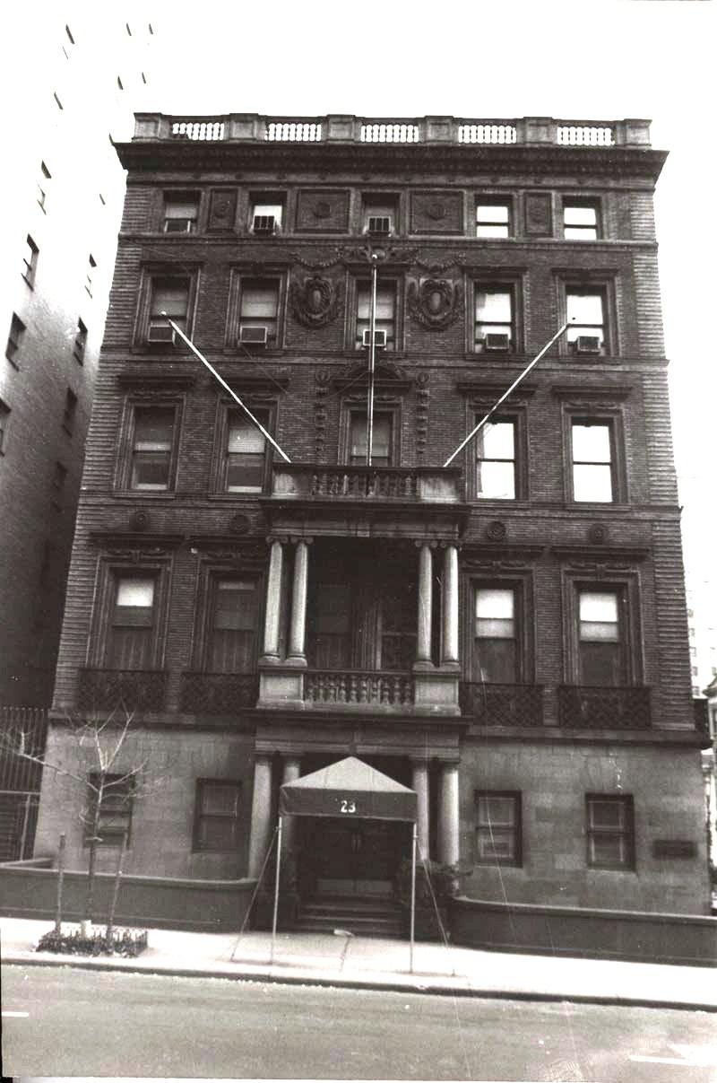 Daytonian In Manhattan: The 1891 J. Hampden Robb House