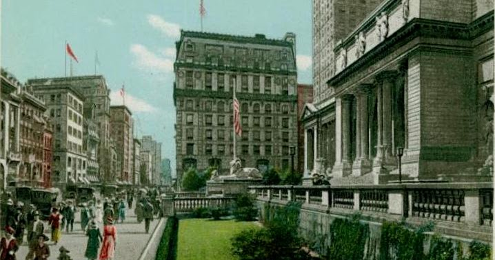 Daytonian in Manhattan: The 1902 Knox Hat Buildling - 452