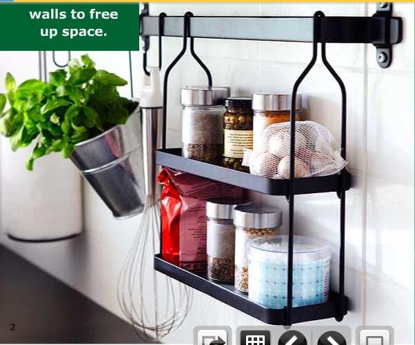 Dapur Kamu Akan Menggunakan Idea Ikea Yang Ini Kabinet Bentuk I Tapi Kami Tak Amik Modal Pasal Memang Takmo Beli Perabot Daripada