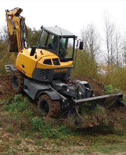 Haulotte « Site-K Construction Zone