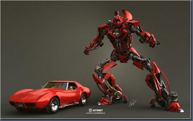 Chupacabra: transformers 3 characters names