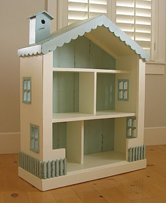 Dollhouse Bookcase Plans Diy Woodworking