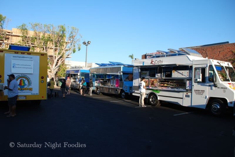 Food Trucks Costa Mesa