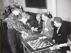 Bobby Fischer La simultanée