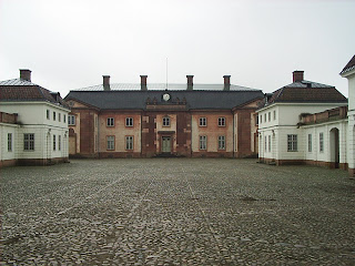 Ovedskloster castle in Sweden