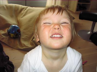 smil til verden og verden smiler til dig