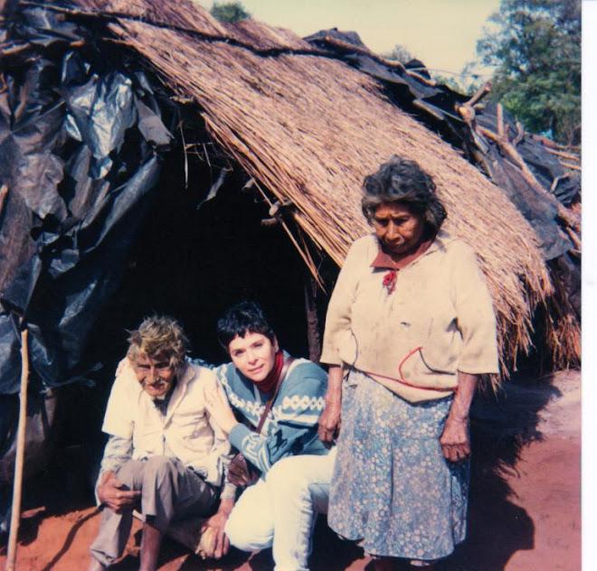 Porque os Kaiuwas e Guaranís estão se suicidando?