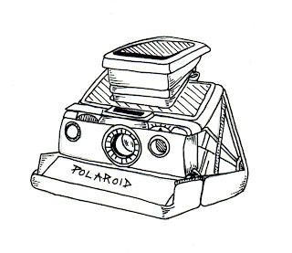 The Creative Act: Cameras I have drawn