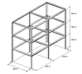 Estructura de tres Pisos