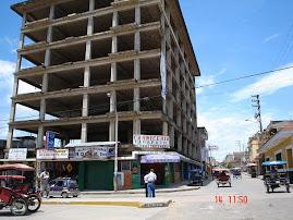Edificio Vidaurre. 7 pisos.