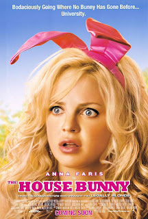 Bodaciously going where no bunny has gone before... University. - Anna Farris is The House Bunny