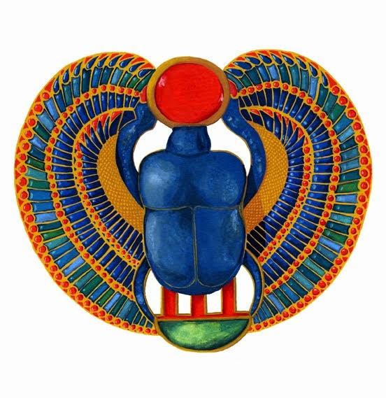 скарабей египетский символ картинки перчатки