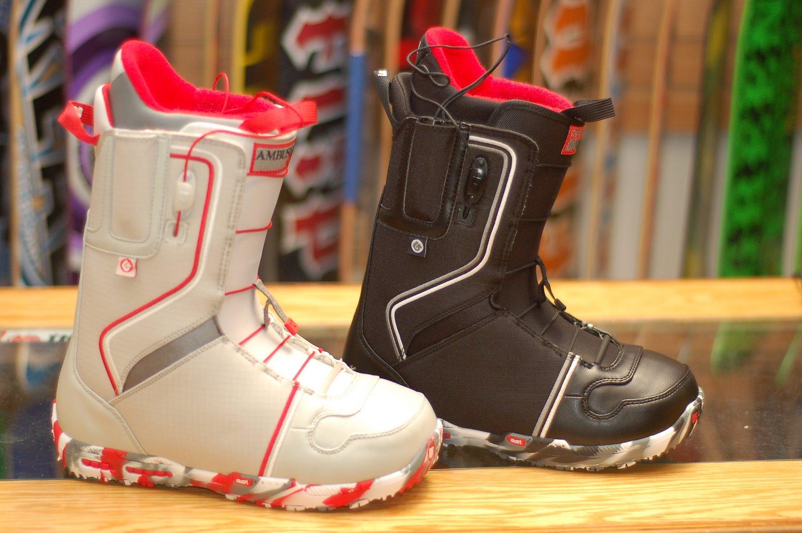 316b26fb6c Alpine Ski Shop Daily Drops  Burton Ambush Snowboard boots 2010 11