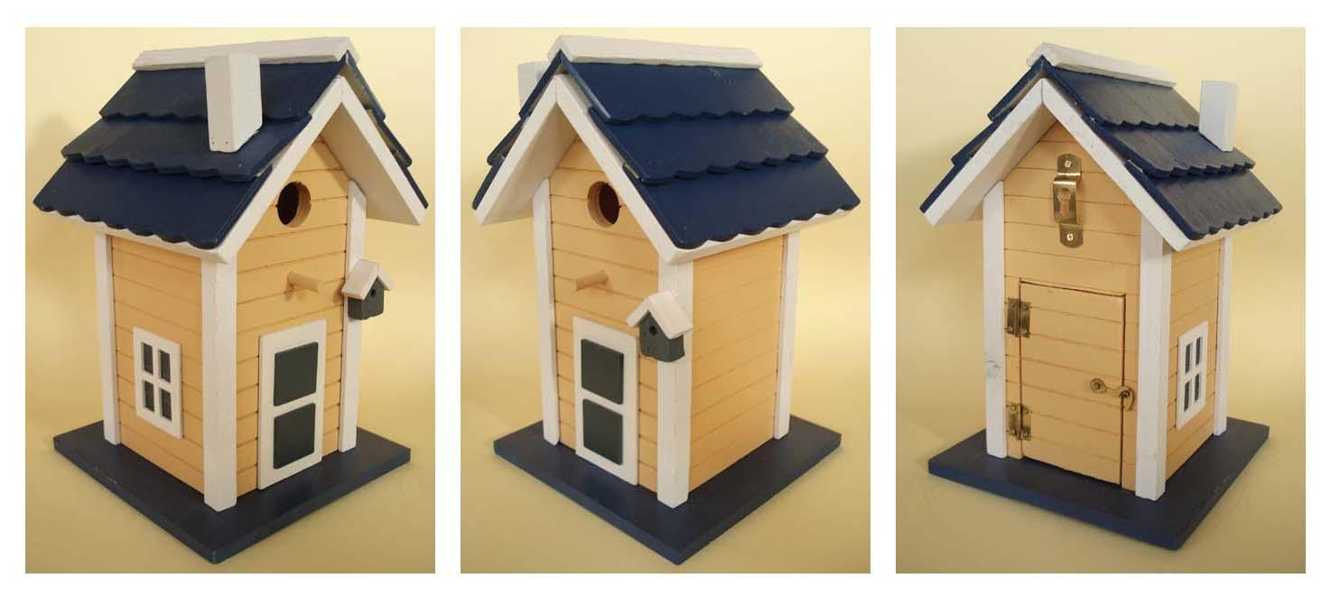 Molto tra orto e giardino: Casette per Uccelli QG45