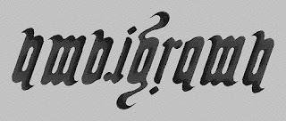 ambigrama