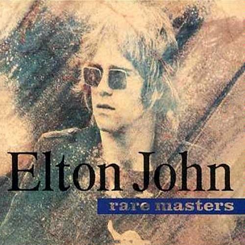 Rectam Music Elton John Rare Masters