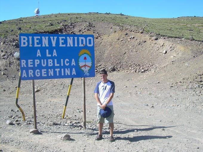 030. En la Pampa Argentina
