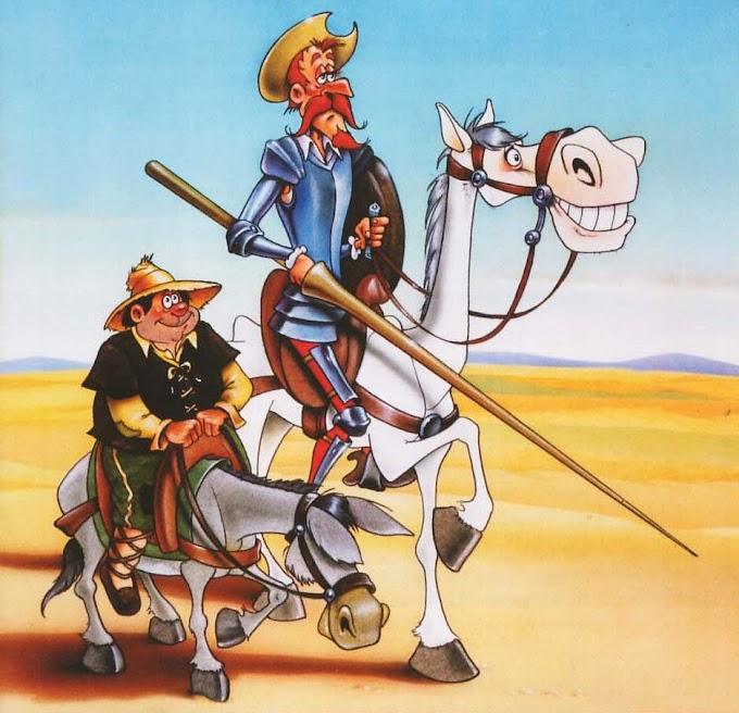 """051. ¿Es """"Don Quijote de la Mancha"""" una obra clásica?"""