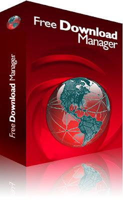 برنامج مسرع التحميل المجانيfree download manager