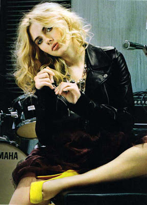 scarlett johansson nylon magazine photoshoot picture 4 - Scarlett Johansson