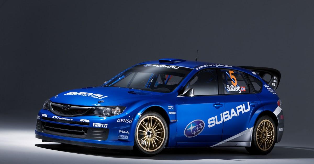 New Subaru S14 Wrc