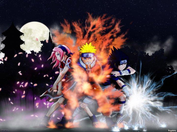 3crazygril: Naruto Get Power Kyubi