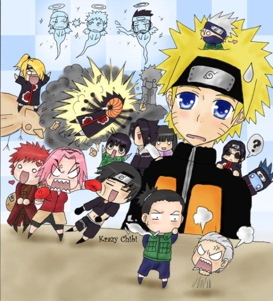 Funny Anime Pics: Anime Venus: Funny Anime Naruto
