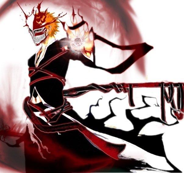 What Is Falling Action Of The Yellow Wallpaper Anime Pictures Kurosaki Ichigo Great Power