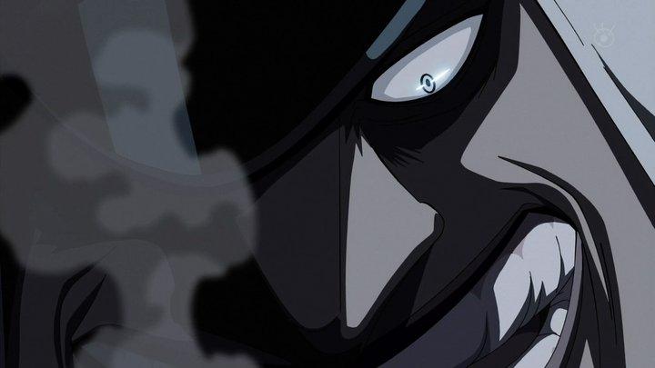 Anime Venus: Face of Shiryu (one piece)