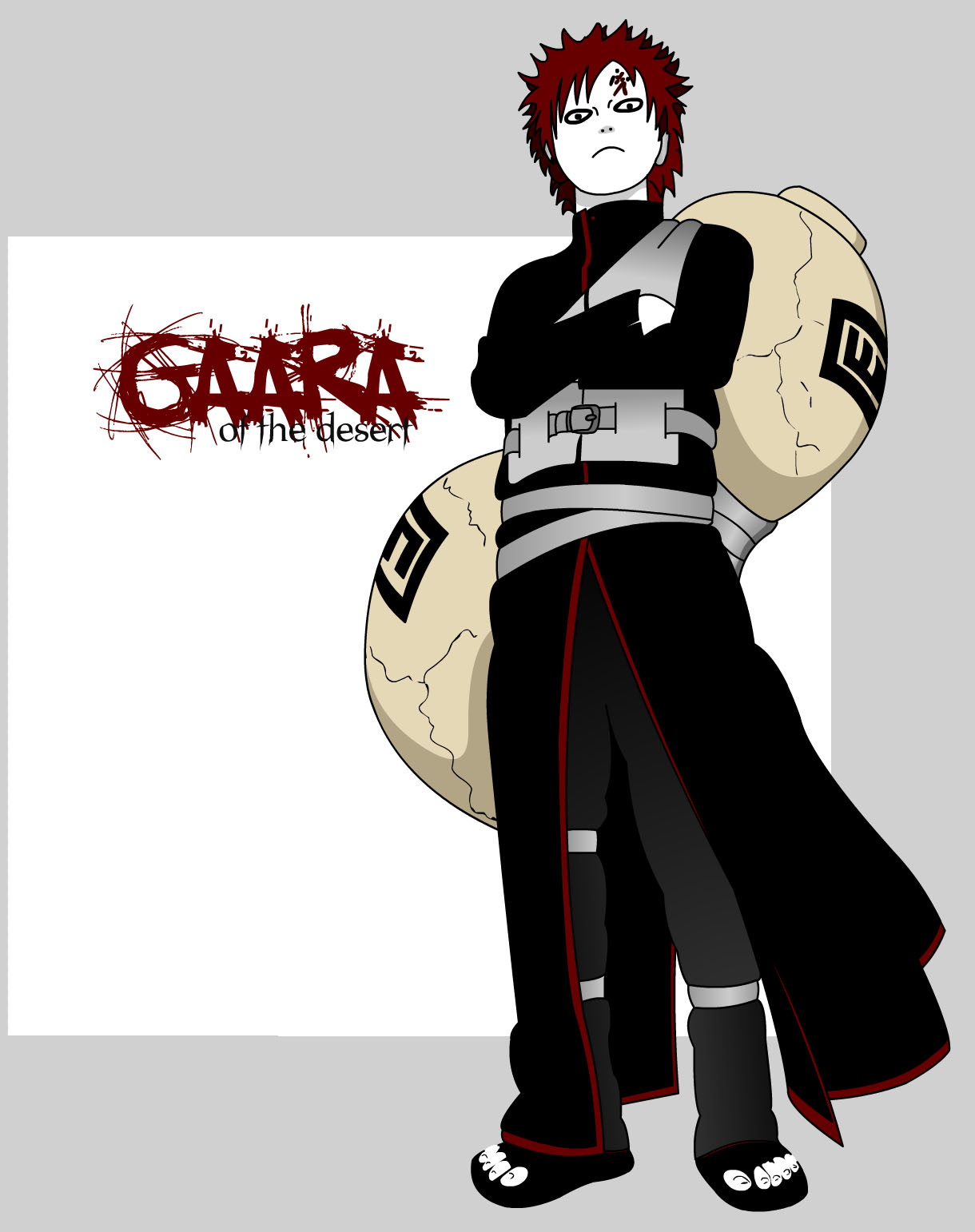 Sabaku No Gaara Naruto Sasuke Wallpaper