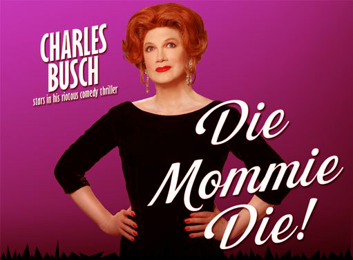 Would love you guys to check out my interview with Charles Busch