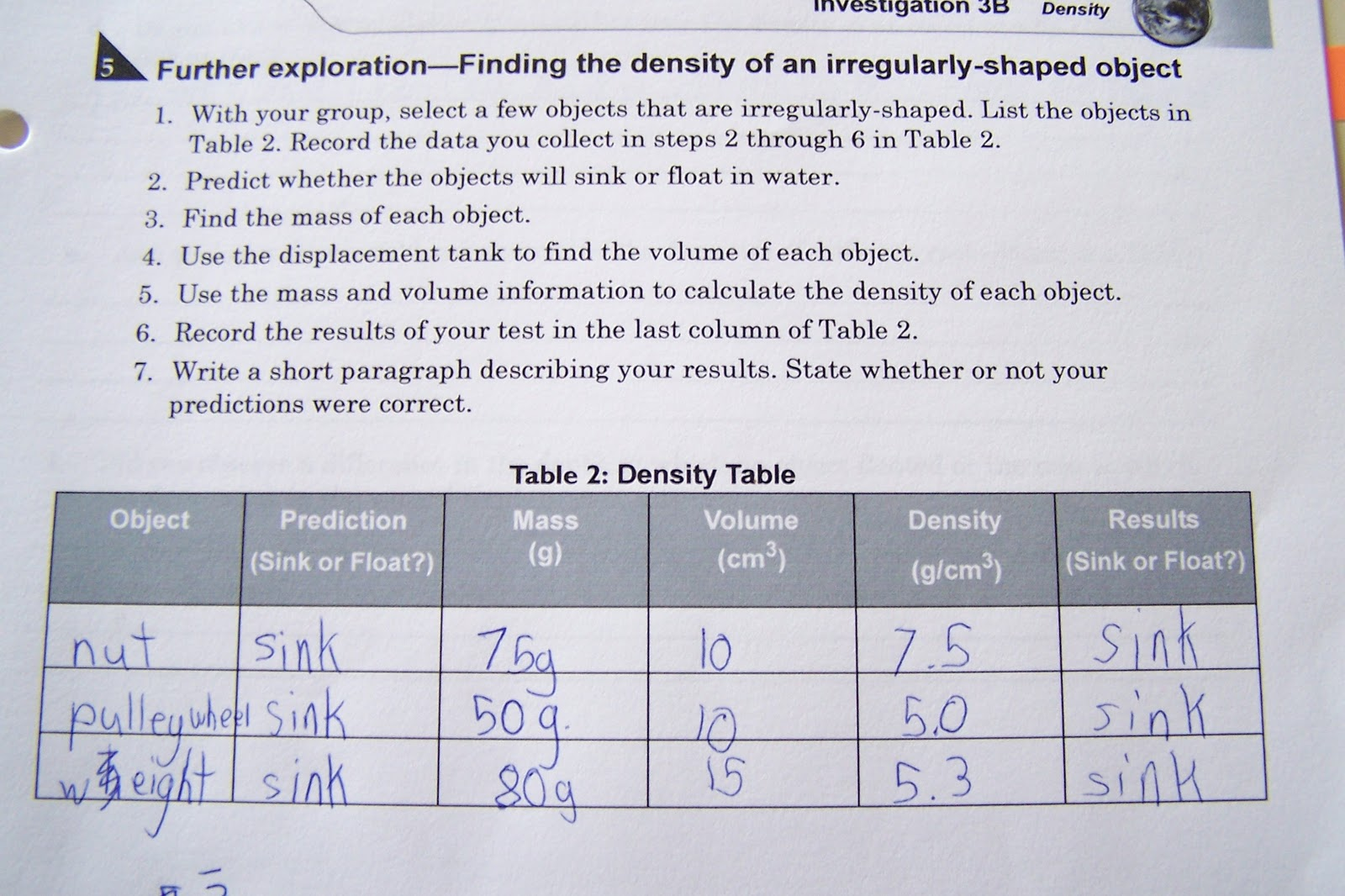 Now Is The Best Time Adapting The Density Cube Lab