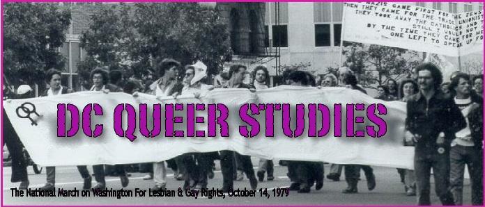 DC Queer Studies