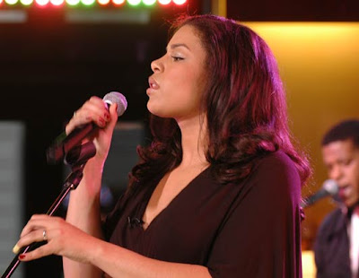 Jordin Sparks seems to be having some vocal problems.