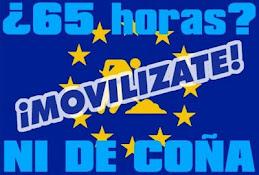 Trabajar 65 horas, salvajada europeista