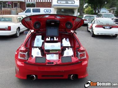 tuning nao & crime Honda Civic VTEC Tuning