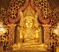 Maha Muni Buddha Image