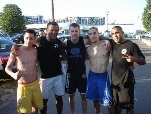 Les lutadors au VIC 2006