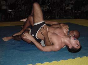 Flavio face à Rafael Primo