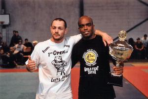 Emmanuel Fernandez et Flavio