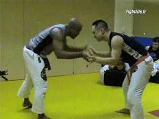 Flavio & Dao à l'entraînement