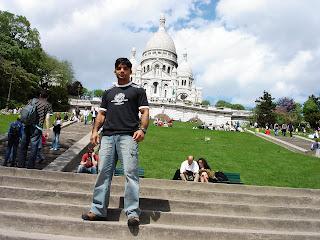 Pequeno à Paris