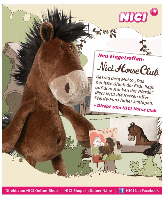all about nici new products from nici horse club. Black Bedroom Furniture Sets. Home Design Ideas