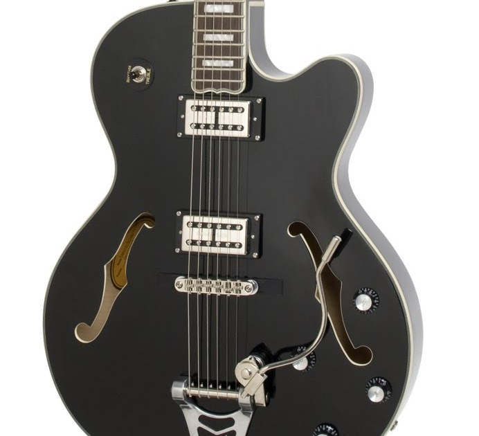 the rock house blog epiphone launches the new emperor. Black Bedroom Furniture Sets. Home Design Ideas