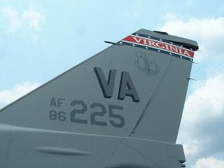 F-16C Virginia ANG photo