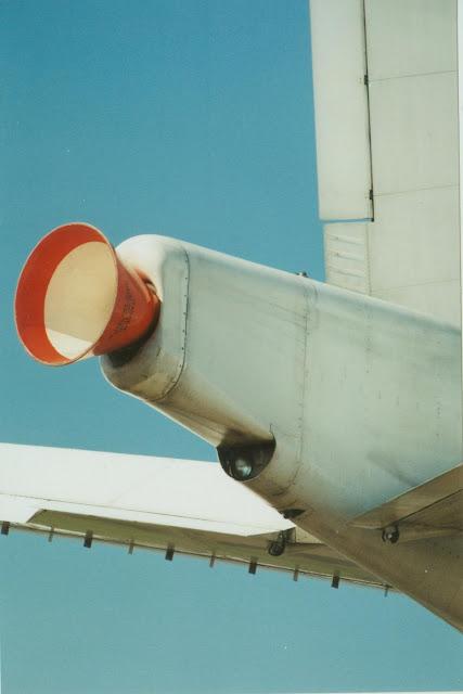 E-6 Mercury tail drogue dispenser