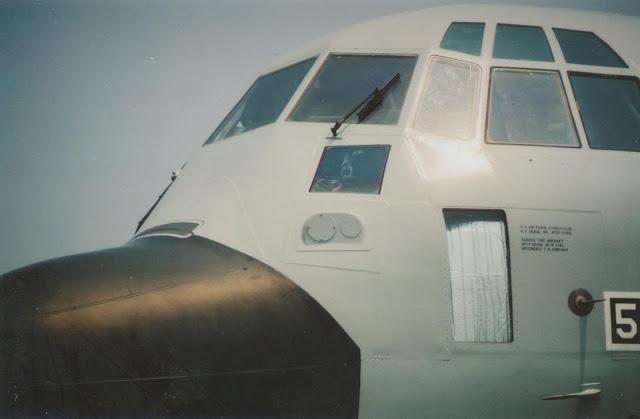 C-130J nose