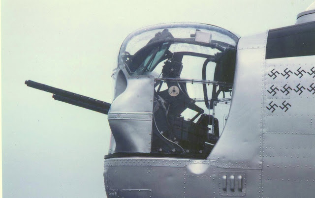 B-24J Liberator nose turret